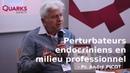 Perturbateurs endocriniens en milieu professionnel - Pr. André PICOT