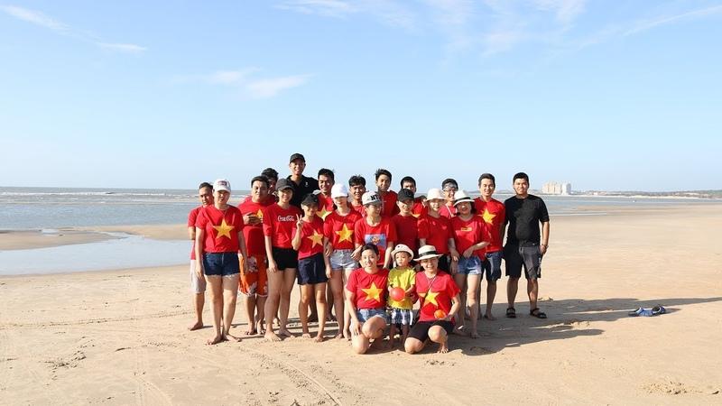 Cắm trại Picnic và Team Building tại Hồ Cốc