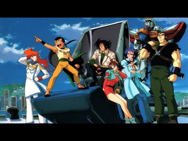Обзор вселенной Gundam. Часть 16: Fighter G - вот такой он человек