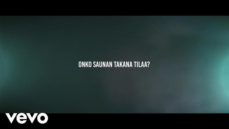 Popeda Onko Saunan Takana Tilaa Lyric Video