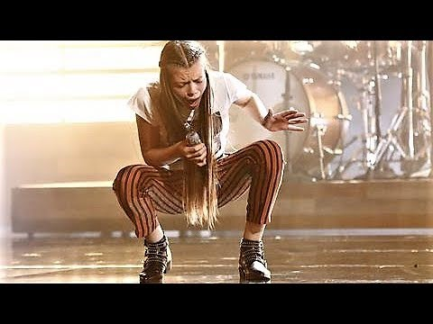 Courtney Hadwin The Only Complete Video Of Courtney On America's Got Talent