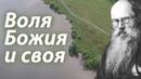 Воля Божия и своя Вера в Бога Никон Воробьёв