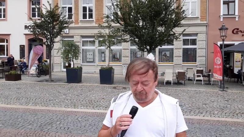 29.08.2020 Annaberg-Buchholz Unterstützung Berlin Teil 1🍀🌹🍀😎😉