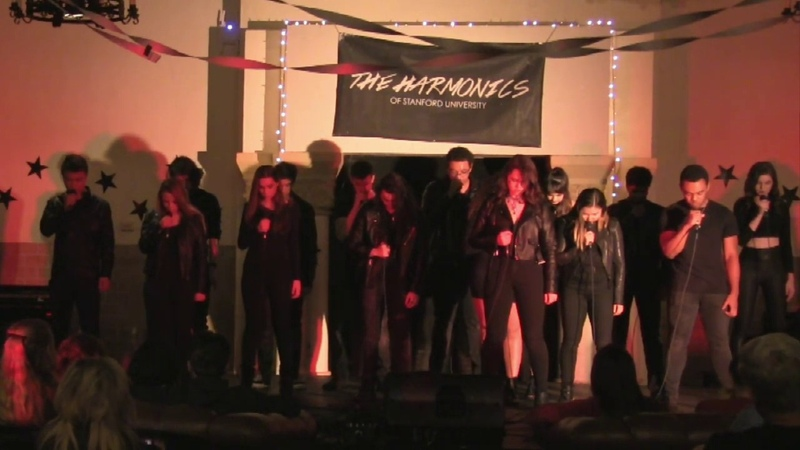 Devil's Backbone opb The Civil Wars Stanford Harmonics Winter Show 2020