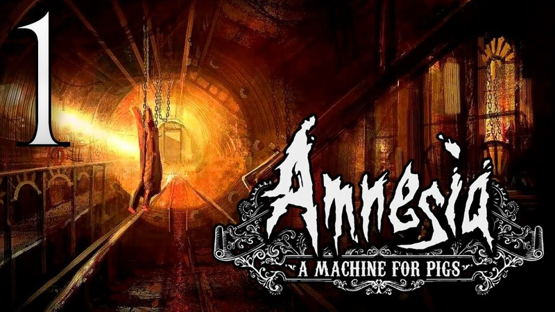 Что это за дом ➤ Amnesia A Machine for Pigs 1