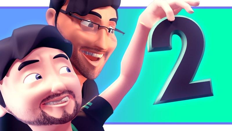 JackSepticEye Markiplier Animated | THE HELP DESK 2 | Pizza Creator Animated