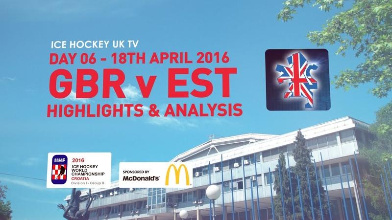 Team GB in Zagreb Day 06 Game 02 Great Britain v Estonia Highlights Analysis