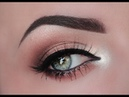 Valentine's Date Makeup Tutorial ( soft bronze eye)