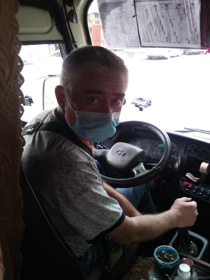 В Таганроге продолжается профилактика по предупреждению распространения COVID-19 транспортными предприятиями