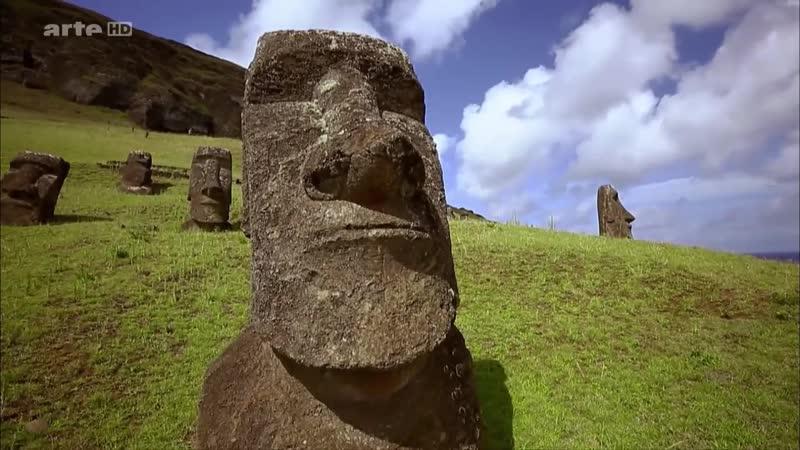Enquêtes archéologiques Île de Pâques le grand tabou Ile de Paques