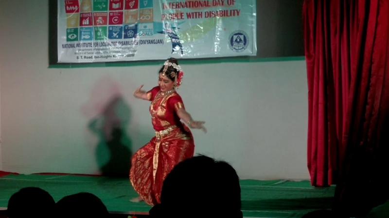 Awesome dance on Satyam Shivam sundaram At N.I.L.D , KOLKATA