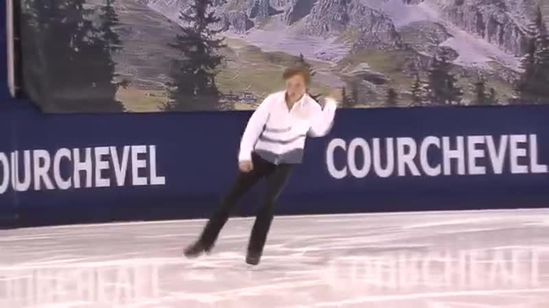 11 Mikhail KOLAYDA (RUS) - ISU JGP Courchevel 2012 Junior Men Free Skating [360p]