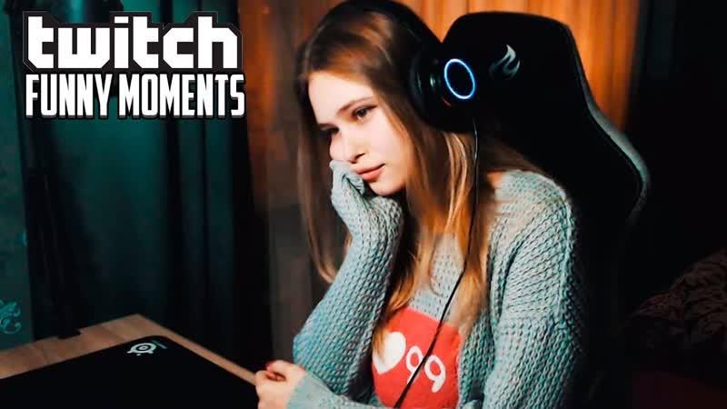 TWITCHFM Топ Моменты с Twitch Поцелуй Для Всех Подписчиков Селфи с Конем Пасхалки в Metro Exodus