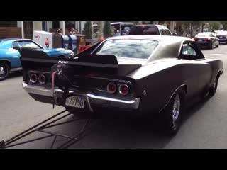 Dodge Charger на 2420 л.с