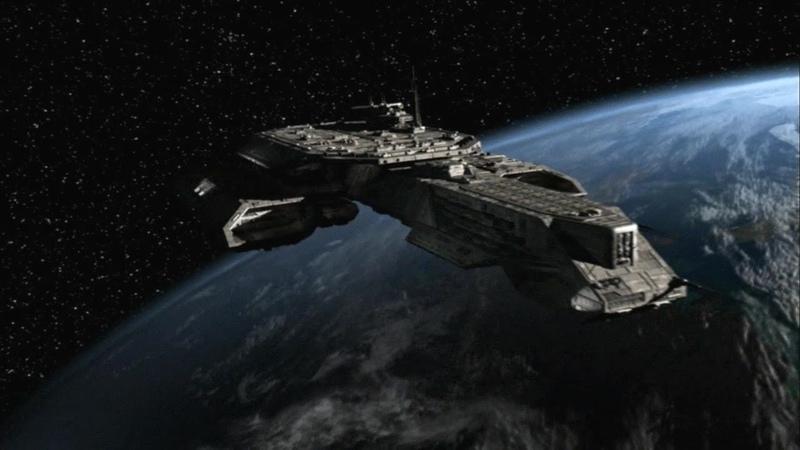 Рейд и Звёздные врата Атлантида