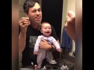 Папа вам не мама! ))