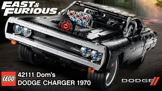 42111 Dodge Charger Fast and Furious / / PREVIEW