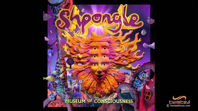 Shpongle Museum of Consciousness FULL ALBUM