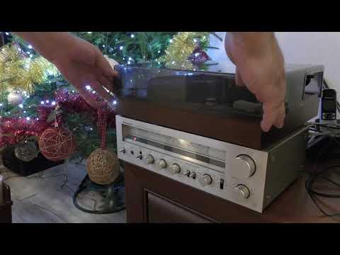 Technics Stereo Receiver SA 101-L