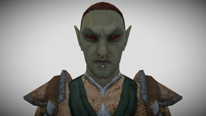 Tanval Indoril ∣ ESO Model Viewer › Characters › House Indoril