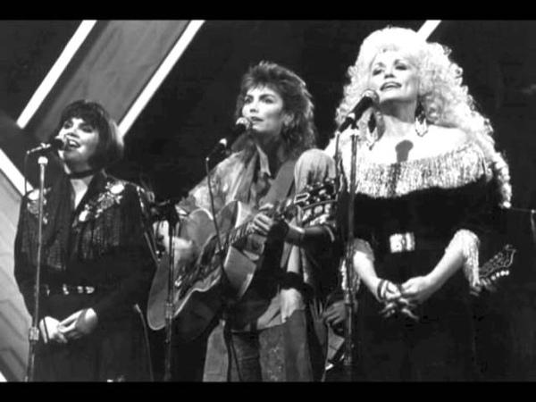 Dolly Parton Linda Ronstadt Emmylou Harris Farther Along