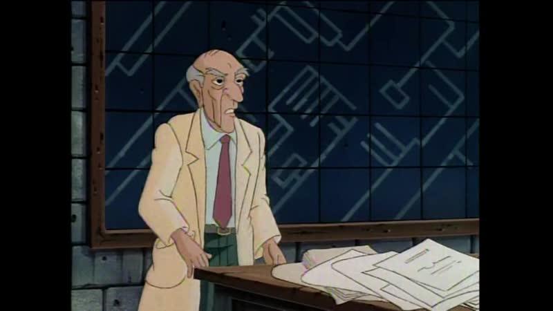Брошу науку Стану страховым агентом TMNT 1987