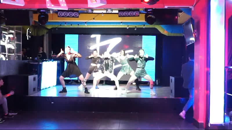 ITZY - NOT SHY [cover by F2F] MizOn kpop cover dance fest