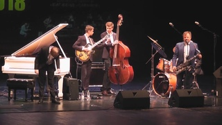 Veise jazz 2018 Igor Butman quintet вейсэ-джаз 2018 квинтет Игоря Бутмана