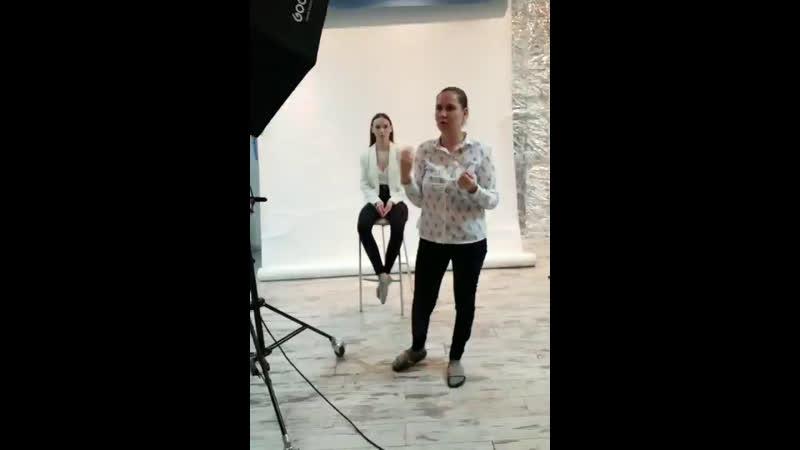 занятия по свету в фотошколе