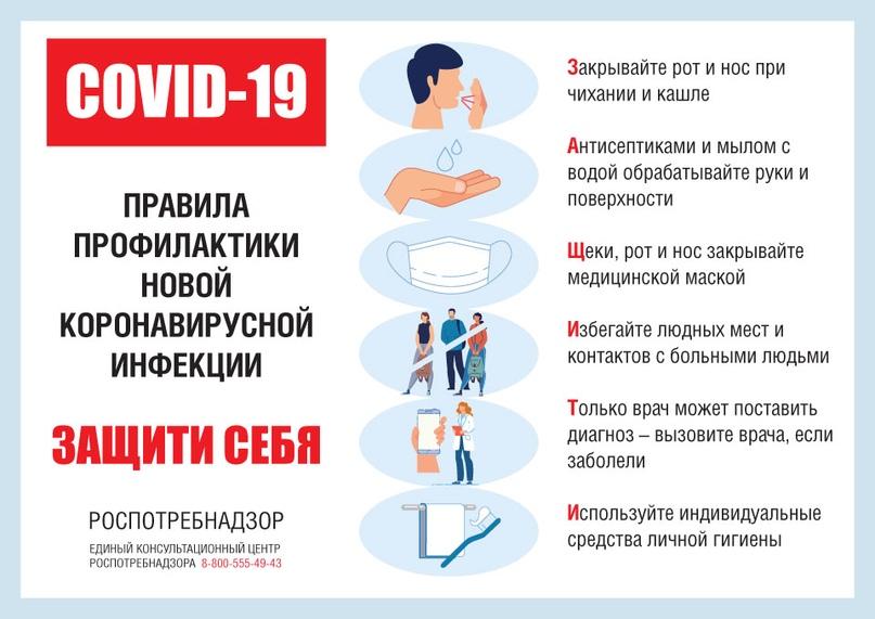 Предупредить распространение COVID-19, изображение №2