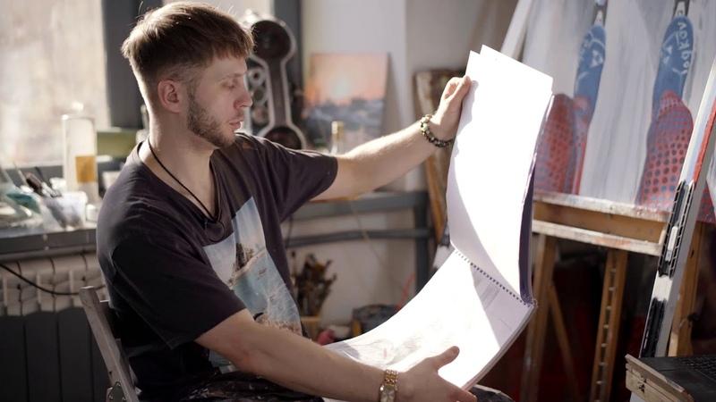 Art CO-LAB: лыжи и искусство