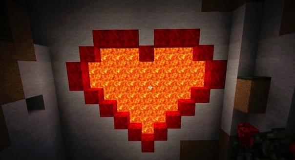 майнкрафт мод сердечки #7