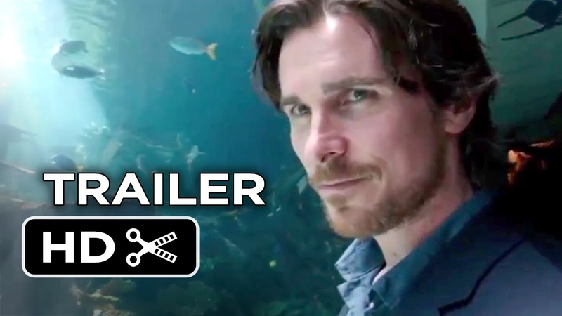 Knight of Cups Official Trailer 1 2015 Christian Bale Natalie Portman Movie HD