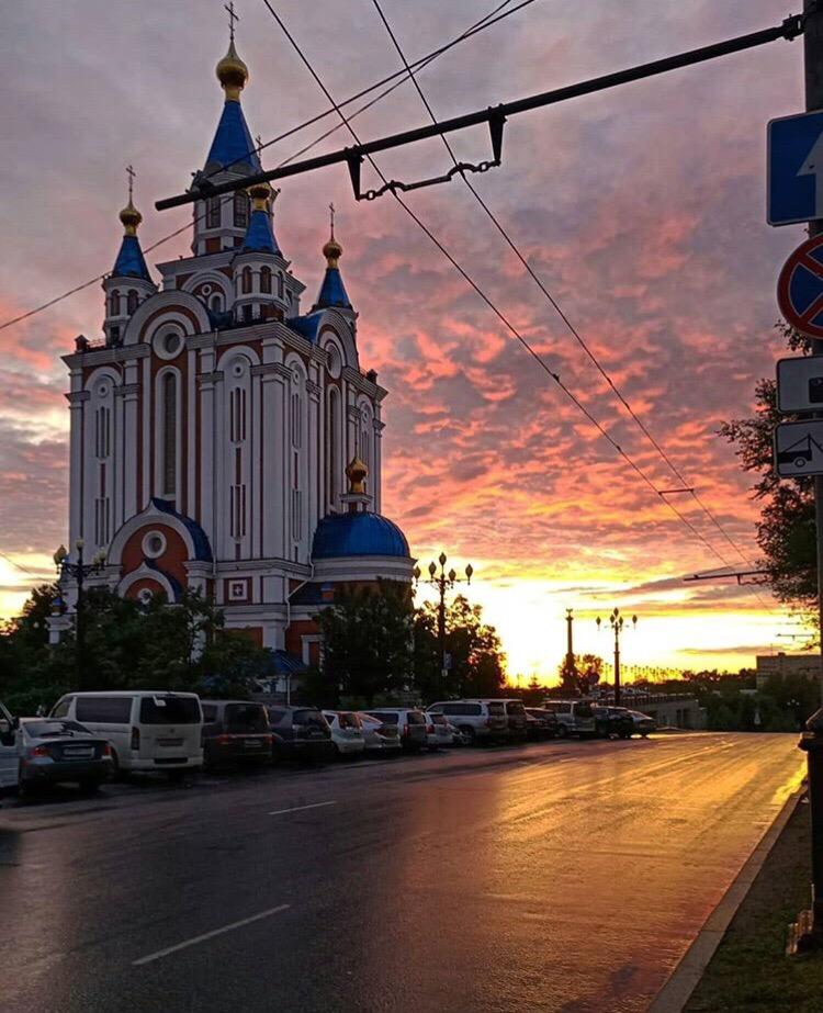 Хабаровску нужно больше храмов!