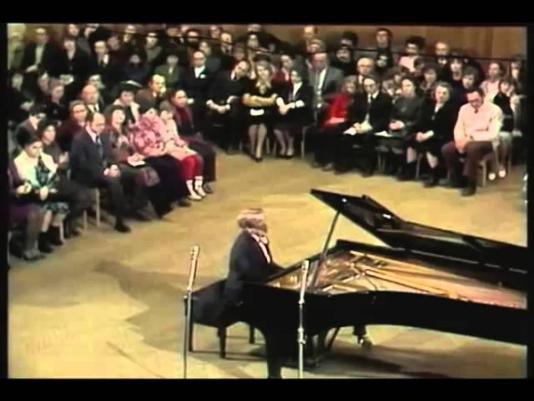 Emil Gilels Beethoven Piano Sonata No 12 in A flat major Op 26