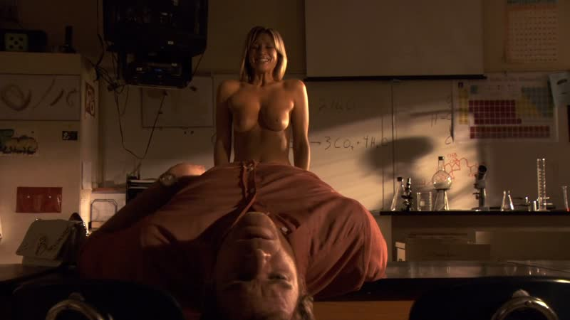Кристин Миллер (Kristen Miller) голая в сериале Декстер (Dexter, 2011) - Сезон 6 / Серия 1 (s06e01) HD 1080p