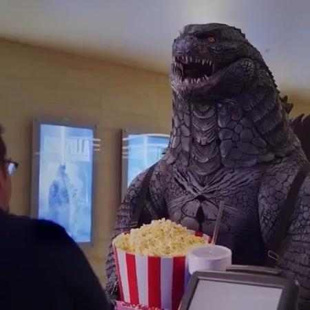 "Legendary on Instagram ""@cinemark Summer starts with Godzilla. GodzillaMovieroars into Cinemark theatres on May 31! Get tickets at the link in ..."