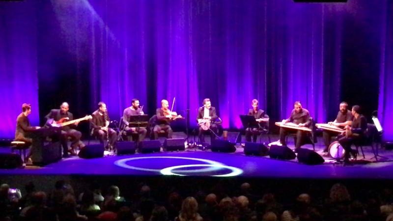 Burhan Öçal - Istanbul Oriental Ensemble (Zorlu PSM)
