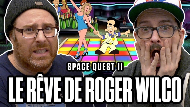 LE RÊVE DE ROGER WILCO Space Quest II (2 de 5)