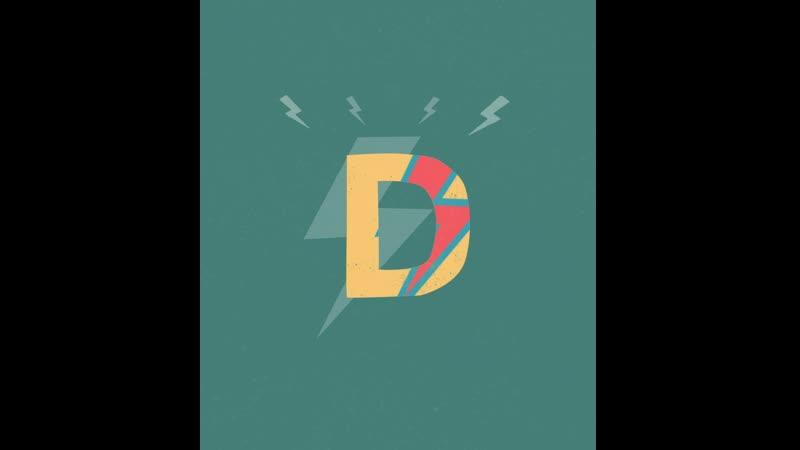 Grunge Word Animation