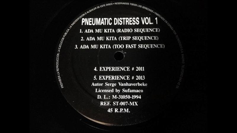 Pneumatic Distress - Ada Mu Kita (Radio Sequence)
