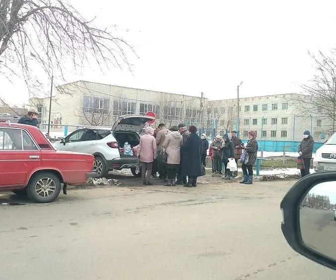 Администрация Петровского района напоминает жителям о необходимости соблюдения ограничительных мер из-за распространения коронавирусной инфекции и самоизоляции
