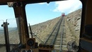 Pikes Peak Cog Railway – Driver's Eye View – Part 1 – The Long Climb