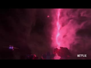 Трансформеры: Война за Кибертрон - Русский трейлер (1-й сезон, Субтитры, 2020)