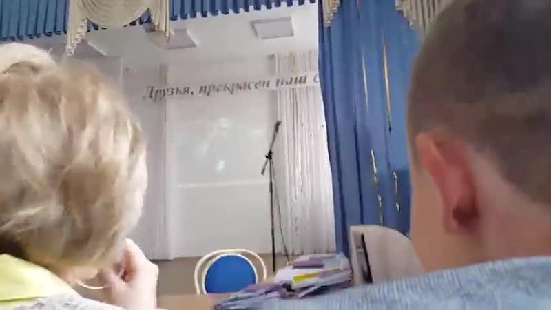 дипломная админа по созданию видео в без баб