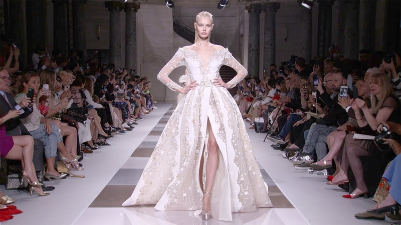 Ziad Nakad Haute Couture Fall Winter 2019 2020 Full Show