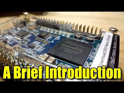 Getting Started With FPGA's Part 1