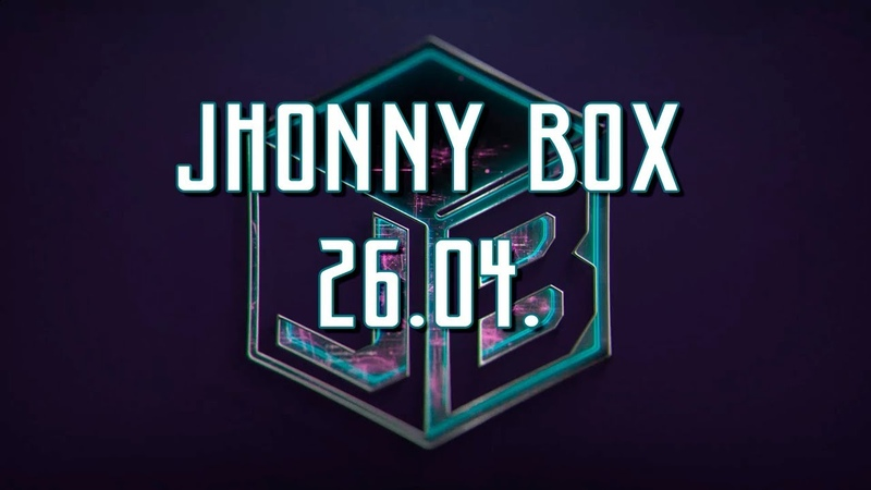 Jhonny Box 26 04 Vector Alpha 2016
