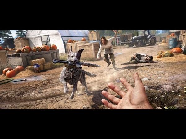 Новое ВИДЕО продолжаем проходить Far Cry5 2