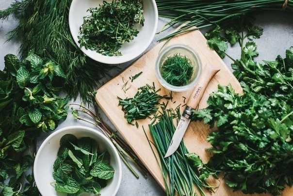 Как заготовить зелень на зиму Есть три  основные способа: